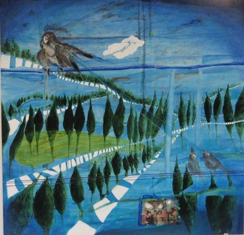 The art of Judith Raviv