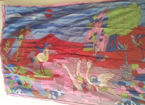 Sarong Swan