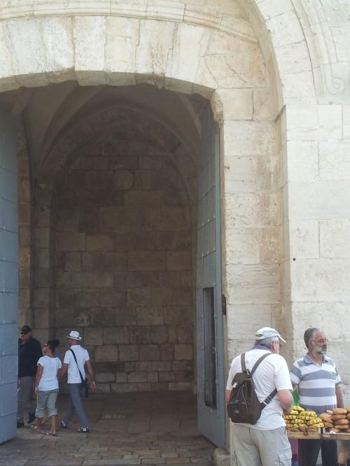 A tour in Jerusalem