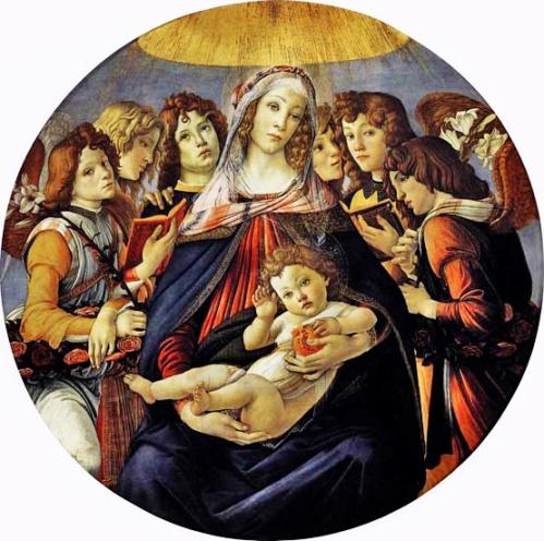 Botticelli_Pomegranate
