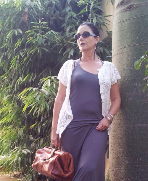 gray maxi dress2