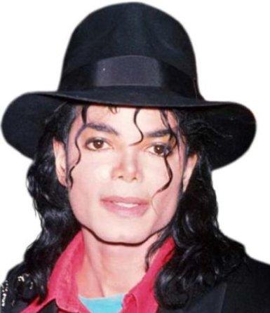 Michael Jackson fedora hat