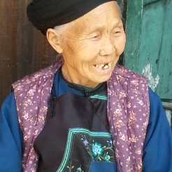 One of the many faces of China