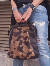 brown leather bag1