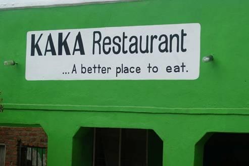 kaka restourant