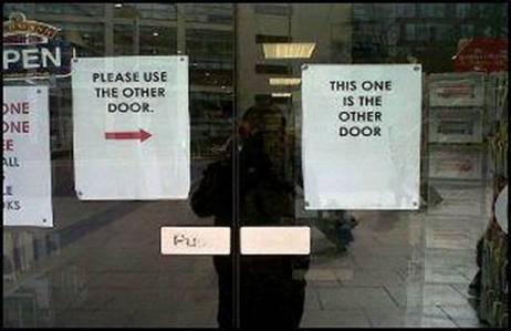 the other door