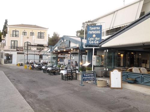Porto Heli coffe shops