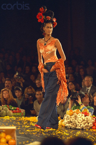 J.P.GAULTIER: SPRING/SUMMER 98 READY TO WEAR COLLECTION