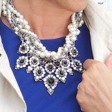 statement necklass