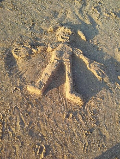 sand doll